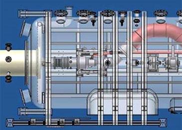 Jet Motoru İrtifa Test Tesisi